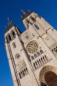 Katedrála z blois, loir et cher, Francie