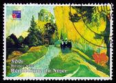 Obraz Paul gauguin, les alyscamps