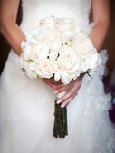 Krásné svatební kytice