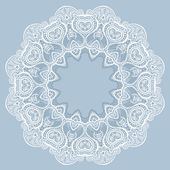 Lace background Mandala