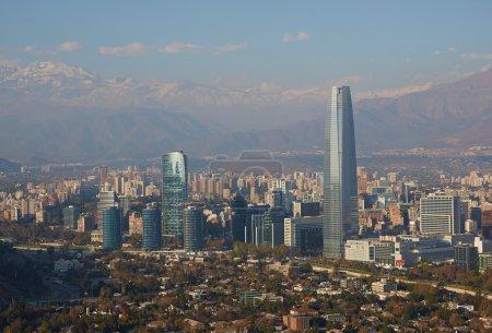 Modern Santiago