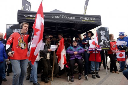 Fans honor Stompin Tom Connors