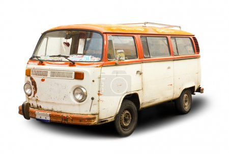 alter Van