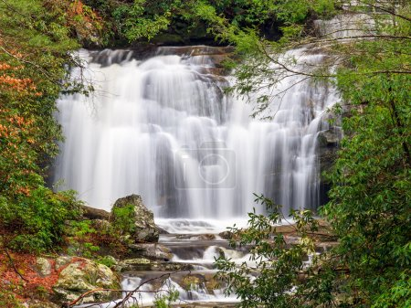 Meigs Falls in the Smoky Mountains