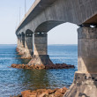 Постер, плакат: The Confederation Bridge