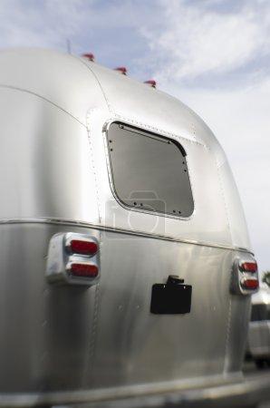 American camper travel transport