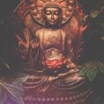 Buddha statue...
