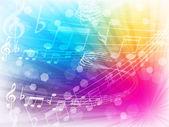 Poznámka: hudba hudební
