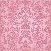Abstract seamless pattern with simple elements