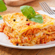 Classic Lasagna with bolognese sauce...