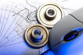 Mechanické má, navrhování a myš