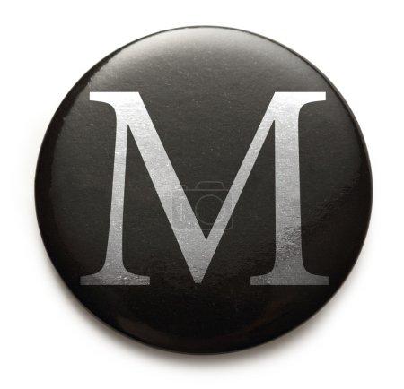 lateinischer Buchstabe m