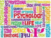 """Постер, картина, фотообои """"что такое психология"""""""