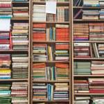 Old books in the street of Sarajevo....