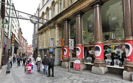 A Shot of Mathew Street