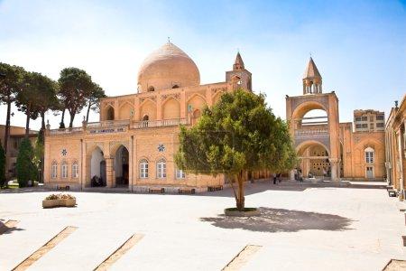 Bethlehem Church in Esfahan, Iran.