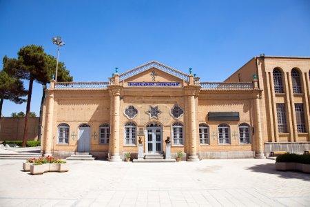 Armenian Church in Esfahan, Iran