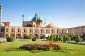Jame Abbasi mosque on Naqsh-i Jahan Square , Esfahan
