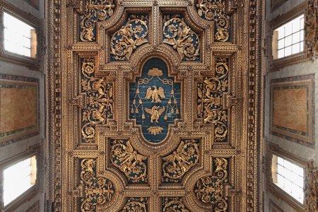 San Crisogono ceiling