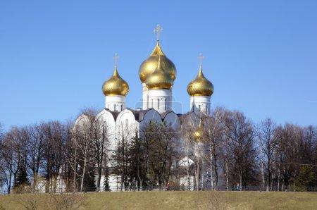 Assumption Cathedral. Yaroslavl, Russia...