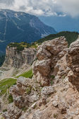 Dolomites - beautiful and dangerous mountains