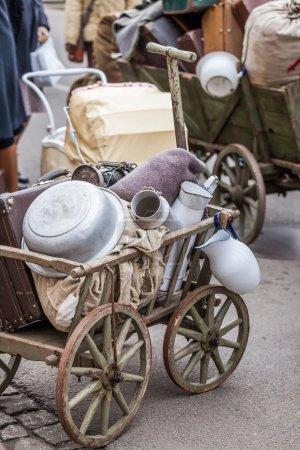 Kofferflüchtlinge im Zweiten Weltkrieg - Polen