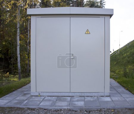 transformer cabinet