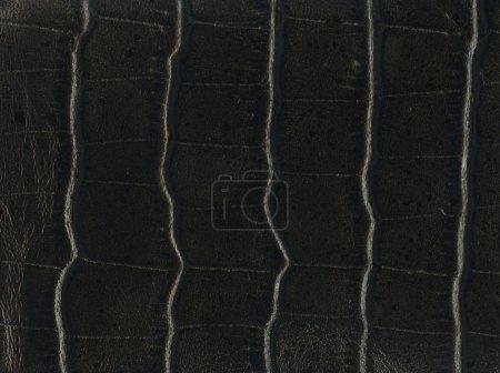 textures de cuir vieux noir