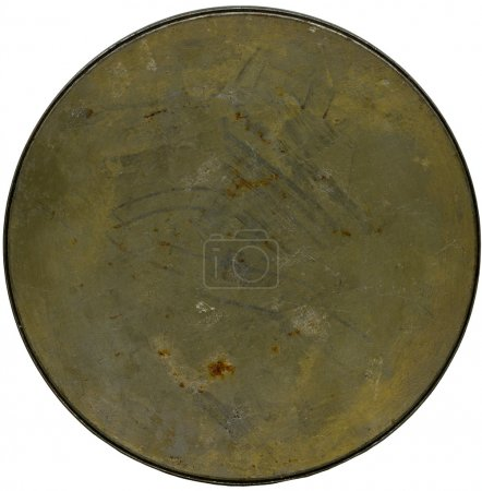 grunge background metal plate