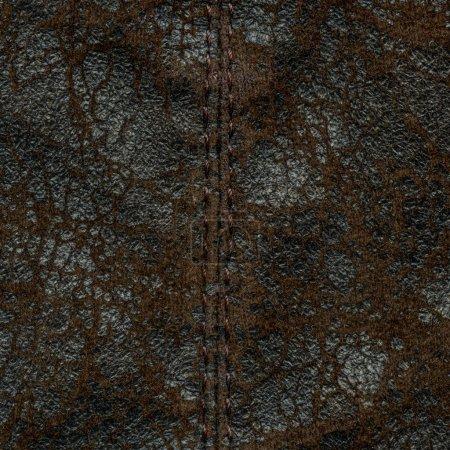 worn   leather texture brown