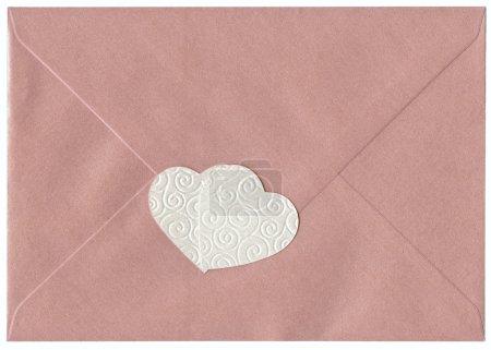 Valentine's heart card