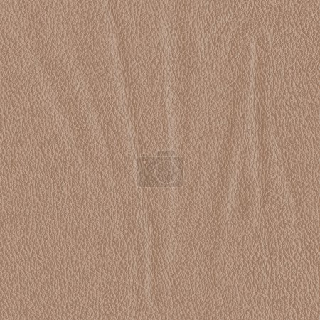 Photo for Brown leather texture - Royalty Free Image