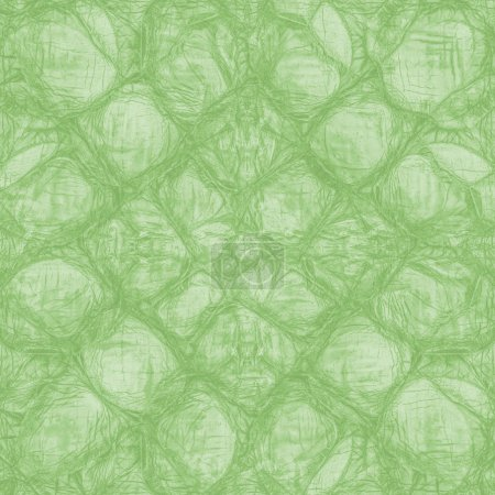 green reptile skin pattern