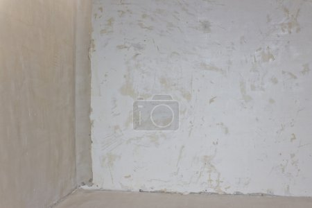 Photo for Concrete wall and floor closeup - Royalty Free Image