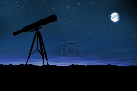 Full Moon Telescope