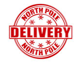 North Pole delivery