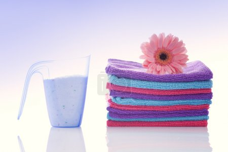Photo for Laundry concept - Royalty Free Image