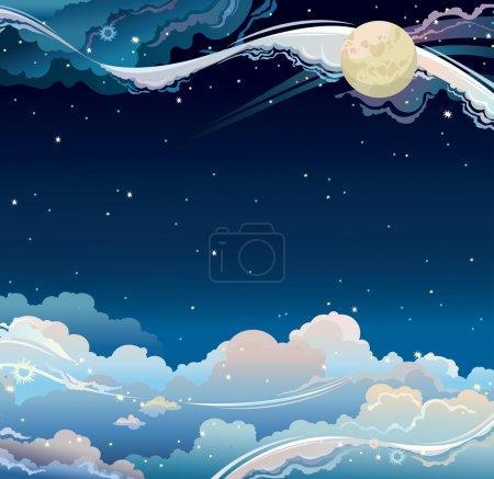 Fantastic night sky.
