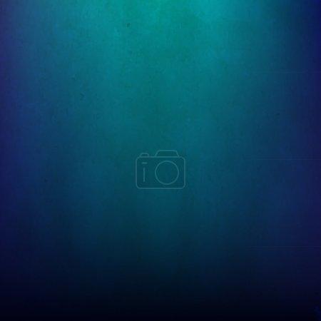Dark Blue Grunge Background Texture