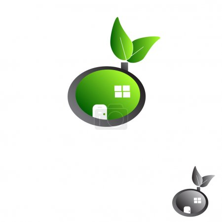 Logo - Ecological House