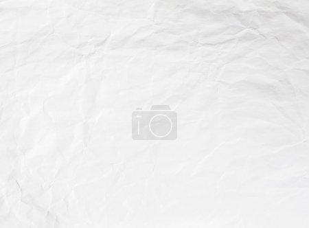Photo pour Modèle du papier écrasé - image libre de droit