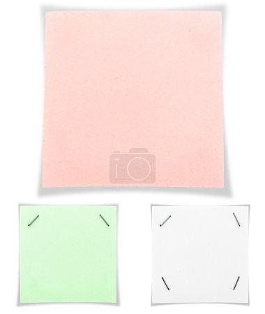 Paper lists
