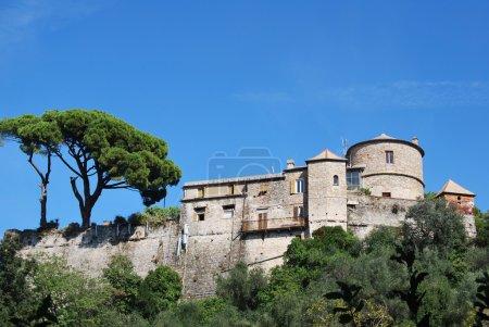 on the way to Portofino, Liguria, Italy