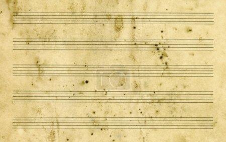 music paper