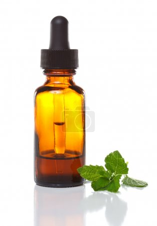 Herbal medicine dropper bottle