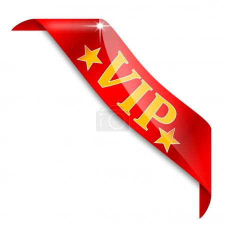 Red corner labeled VIP