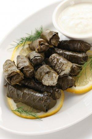 Photo pour Cuisine turque et grecque - image libre de droit