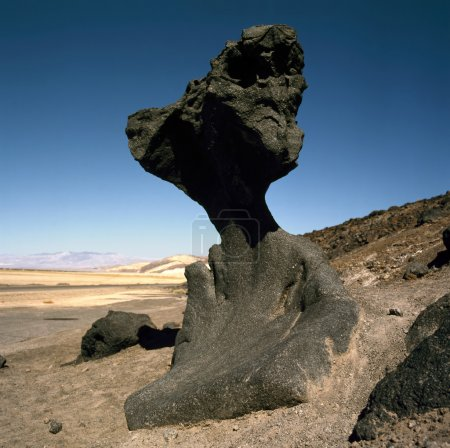 Mushroom Rock, Death Valley, California