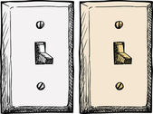 Single Light Switch