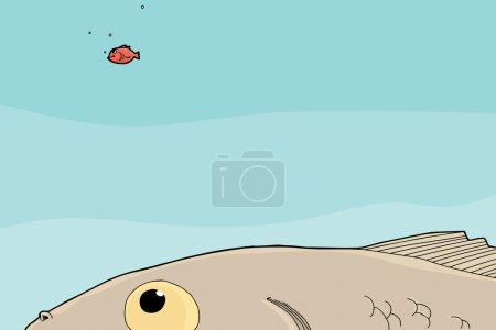 Naive Goldfish